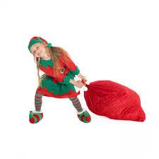 santa claus costume for toddlers girls christmas elf costume morph costumes us
