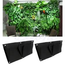 100 wall mounted plant holder bittergurka hanging planter