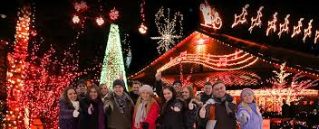 the perfect holiday event for groups is the lights of christmas