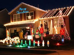 Christmas Lights Decorations Christmas Light Ideas Best Ways To Decorate Your Home With