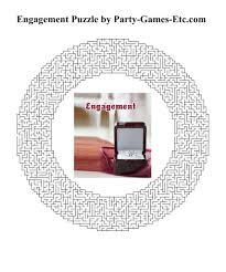 engagement party games free printable games and activities for a