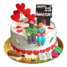 anniversary cake marriage anniversary cake grill to chill