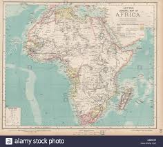Map Of Colonial Africa by Colonial Africa International African Association Congo Letts