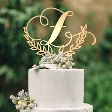 z cake topper letter z personalised monogram cake topper globalwedding