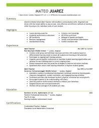 Substitute Teacher Job Description Resume by Substitute Teacher Resume Example