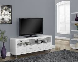 modern console tables with drawers amazon com monarch specialties white hollow core tv console with