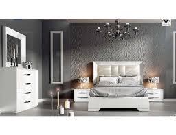 Spanish Bedroom Furniture by Esf Carmen White 5pc Spanish Bedroom Set Slick Furniture Online