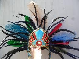 imagenes penachos aztecas tuft azteca penacho economic mexican wonders
