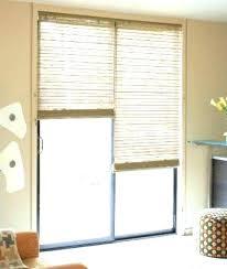 Curtains For Glass Door Best Sliding Glass Door Curtains For Doors Window With Regard To