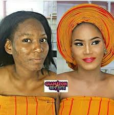 Need A Makeup Artist Nobody Is Ugly They Just Need A Makeup Fashion Nigeria