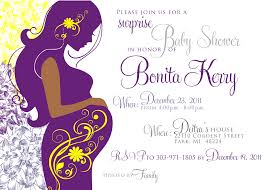 surprise baby shower invitation theruntime com