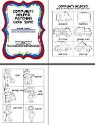 community helpers book for the classroom pinterest community