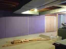 basement finishing remodel insulation framing u0026 drywall in