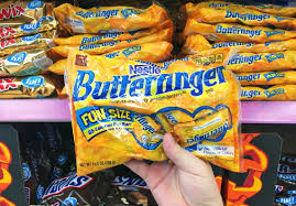 Halloween Candy Printable Coupons by Stock Up Butterfinger Halloween Candy Bags Only 1 32 At