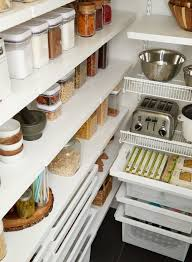 Kitchen Glass Canisters With Lids by This Pantry Gets Perfected With An Elfa Transformation Container