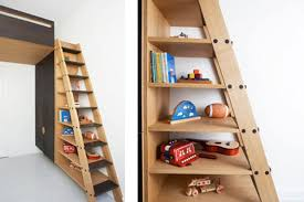 Plans To Build A Bunk Bed Ladder by Elevated Loft Bed Hacks Ugrades Apartment Therapy