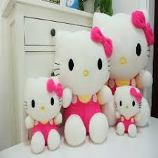 venda quente brinquedos 45 cm bonecos pelucia kitty