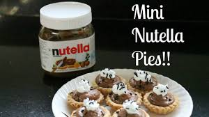 nutella cheesecake pies easy dessert recipes made easy 3