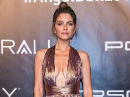 can you color hair after brain surgery maria menounos shares video taken 24 hours after brain surgery i