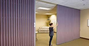 accordion doors interior home depot accordian room divider new custom soundproof accordion doors
