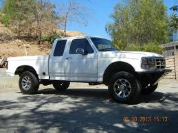 f150 ford trucks for sale 4x4 cars for sale 1995 ford f150 4x4 supercab in simi valley ca