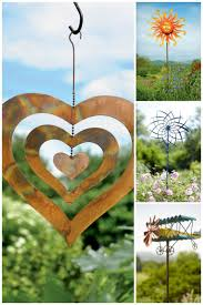 Garden Spinners And Decor 7 Best Wind Decor And Wind Spinners For Outdoor Spaces Images On