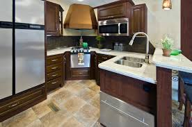 340rk kitchen option evergreen rv introduces rear bay hill fifth