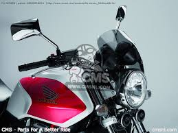 honda cb 1300 fly screen cb1300 2007 7 08r80mej801a