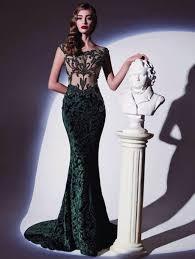 dress evening dress emerald green maxi dress prom night party