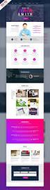 creative one page portfolio website template free psd portfolio