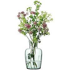 jar vase lsa international 20 cm jar vase clear decorated co