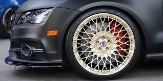 audi titanium wheels project audi s7 hre wheels tikore titanium bolts and michelin