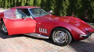 1972 stingray corvette value sold 1968 corvette coupe for sale matching 327 300 side pipes