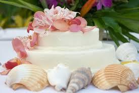 Tropical Themed Cake - tropical beach wedding cakes too beautiful to eat
