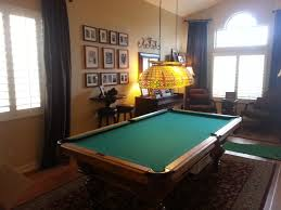 formal living dining rooms are often better used for pool tables