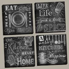 Chalkboard Home Decor by Kitchen Decor Decorating Ideas Kitchen Design