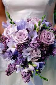 Purple And Blue Flowers 30 Purple U0026 Blue Wedding Bouquets Purple Blue Weddings Weddings