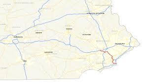 Zip Code Map Of Philadelphia by Schuylkill Expressway Wikipedia