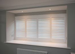 wood blinds for large windows window treatments design ideasoden