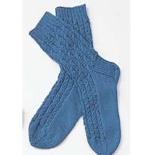 pattern kroy socks classic cabled sock pattern for men shown in patons kroy socks