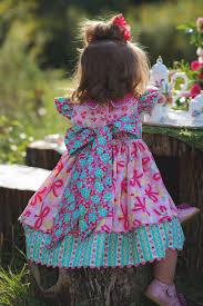 pdf girls dress pattern georgia vintage dress pattern size 6