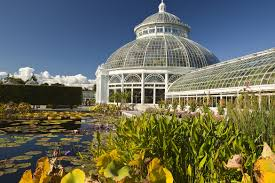 Botanic Garden Bronx by New York Botanical Garden Clio