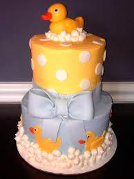Rubber Ducky Baby Shower Cake Baby Shower Pinterest Rubber