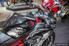 motor honda indonesia giias 2017 2017 honda cbr250rr special edition indonesia u201cthe