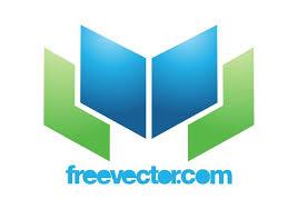 design logo download free open book logo download free vector art stock graphics images