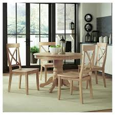 round dining table 4 chairs michael 42 round dining table with set of 4 chairs white wash