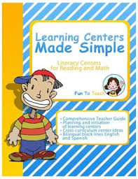 center ideas learning centers made simple literacy center ideas for reading