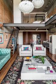 decorating a loft how to make the most of a large living space lofts small