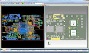 3d layout pcb design solution mentor graphics