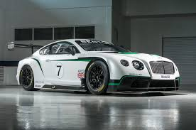 bentley concept car 2015 second generation bentley continental gt3 race car debuts